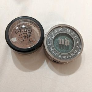 New Eyeshadow Duo - Urban Decay and Jesse's Girl